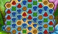 Bejeweled : Runes of the Ancient Forest