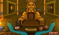 Trouver le trésor caché dans le temple ancien