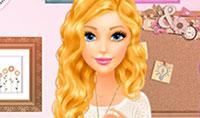 Maquiller, coiffer et habiller Barbie 2017