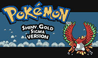 Pokémon Shiny Gold Sigma