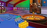S'enfuir avec les diamants du casino