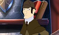 Enquête de Sherlock Holmes sur un crime