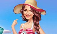 Habiller Kendall Jenner pour les vacances d'été