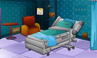Escape dans un hôpital avec une bombe