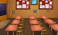 Escape dans une école avec une bombe