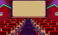 Escape dans un cinéma avec une bombe