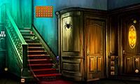 Ouvrir la porte mystérieuse de la maison inquiétante