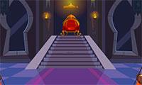 Evasion du palais bleu