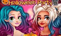 Relooking de Raiponce et Vaiana pour Halloween