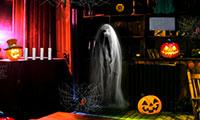 S'échapper de la maison fantôme