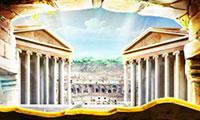 Ruines antique d'une cité romaine [Objets Cachés]