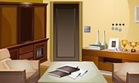Ouvrir la porte sécurisée avec la carte magnétique