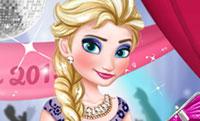 Habillage et maquillage d'Elsa 2018