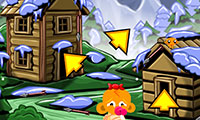 Monkey Go Happy : Stage 275 (CODE : 15443)
