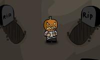 Massacrer des gens pendant Halloween