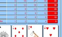 Jeu du Poker fermé