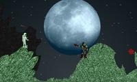 Combat sur la lune