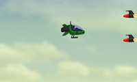 Bataille en hélicoptère