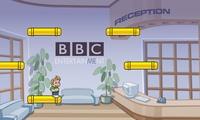 Plateforme à la BBC