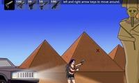 Aventure dans une pyramide