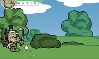 Gavin the Pro Golf Golbin