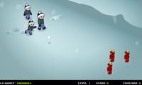 Bataille de boules de neige 2