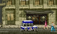 Taxi en ville