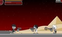 Combat avec armes