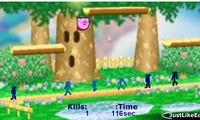 Kirby flash