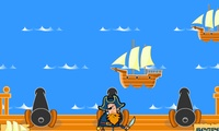 Canon de bateau pirate