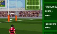 Tirer des buts au Rugby