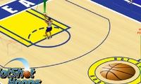 Marquer des paniers au basket