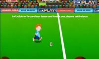 Voler un ballon de rugby