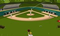 Récuperer balle de baseball