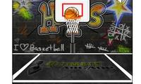 Marquer un panier au basket