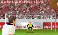 Marquer des buts au football