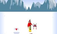 Jeu de snowboard classique