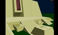 Atlantis temple