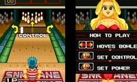 Bowling arcade