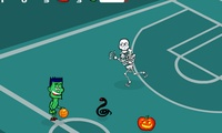 Basketball halloween