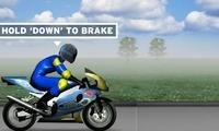 Freinage moto