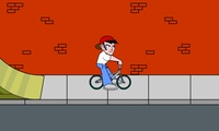 BMX en ville