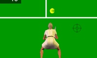 Tennis avec Anna Kournikova