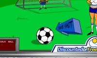 Coup franc au Football