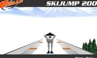 Saut en ski
