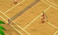 Tennis de plage