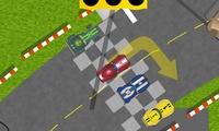 Course de voitures