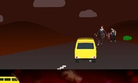 Ecraser des zombies en voiture