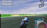 Course de Motocyclette