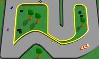 Course de voitures sur circuit